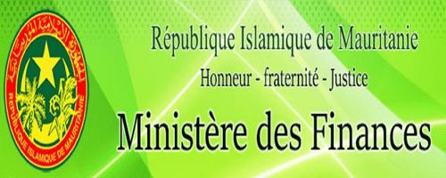 ministere des finance